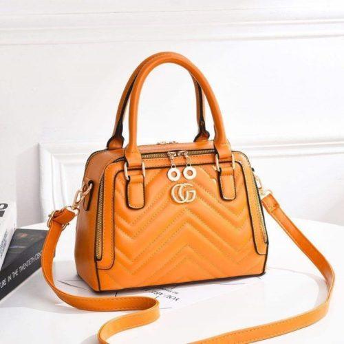 JT01111-yellow Tas Handbag Wanita Elegan Terbaru Import
