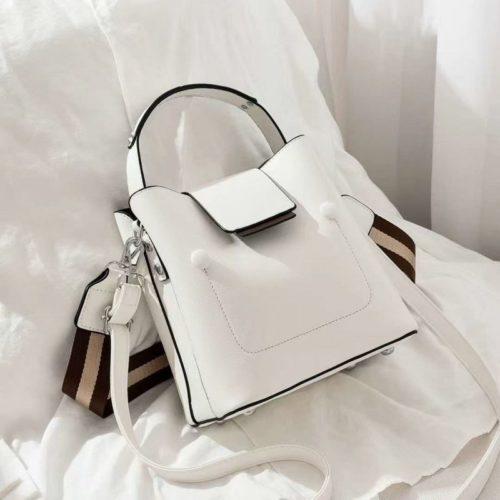 JT01419-beige Tas Handbag Selempang Wanita Import 2 Talpan
