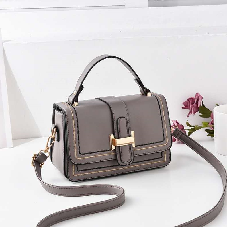 JT0188 IDR.173.000 MATERIAL PU SIZE L21XH13XW11CM WEIGHT 400GR COLOR GRAY