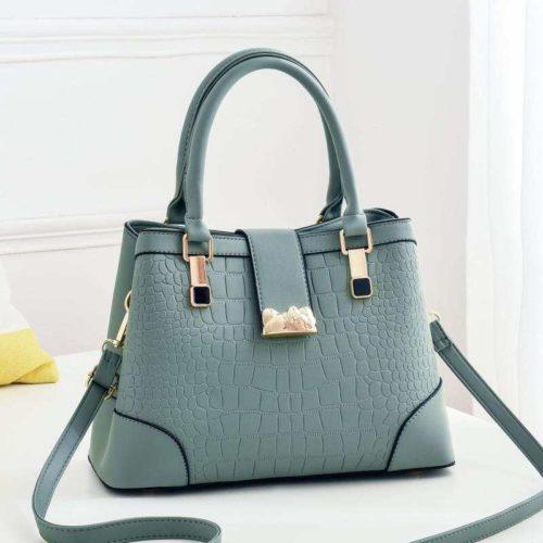 JT01913-green Tas Selempang Wanita Cantik Import Terbaru