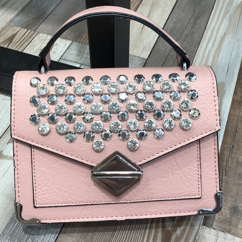 JT019541 IDR.170.000 MATERIAL PU SIZE WEIGHT COLOR PINK