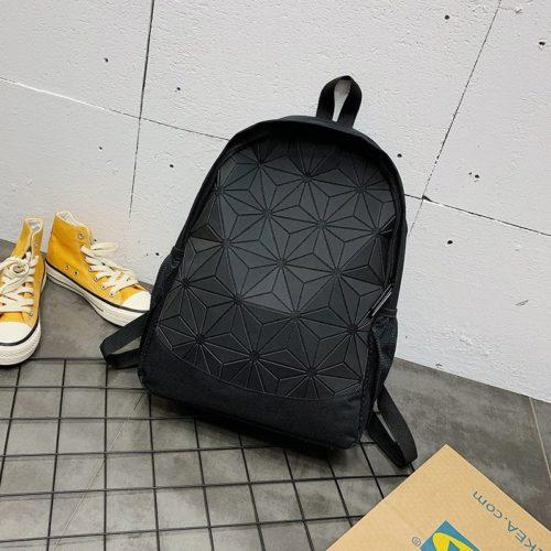 JT0212-black Tas Ransel Wanita Cantik Stylish Import