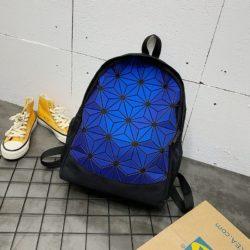 JT0212-blue Tas Ransel Wanita Cantik Stylish Import