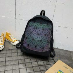 JT0212-colorful Tas Ransel Wanita Cantik Stylish Import