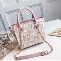JT022-pink Tas Selempang Maoni Wanita Cantik Import