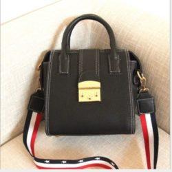 JT0228-black Tas Selempang Fashion Wanita Cantik Import
