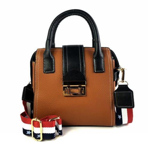 JT0228-brown Tas Selempang Fashion Wanita Cantik Import