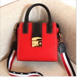 JT0228-red Tas Selempang Fashion Wanita Cantik Import