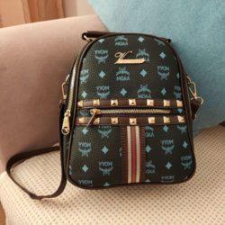 JT02348-black Tas Ransel Wanita Fashion Import Terbaru