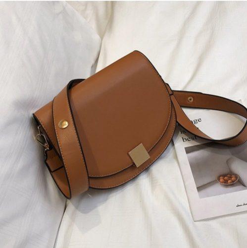 JT026-brown Tas Selempang Fashion Import Wanita