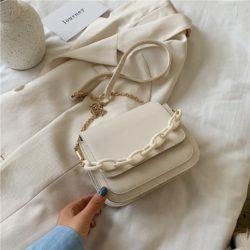 JT03246-beige Tas Selempang Import Wanita Elegan Terbaru