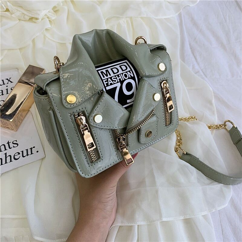 JT033508 IDR.159.000 MATERIAL PU SIZE L17XH14XW6CM WEIGHT 500GR COLOR GREEN
