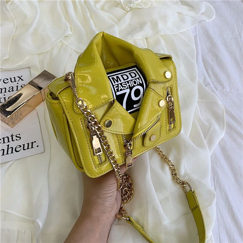 JT033508 IDR.159.000 MATERIAL PU SIZE L17XH14XW6CM WEIGHT 500GR COLOR YELLOW