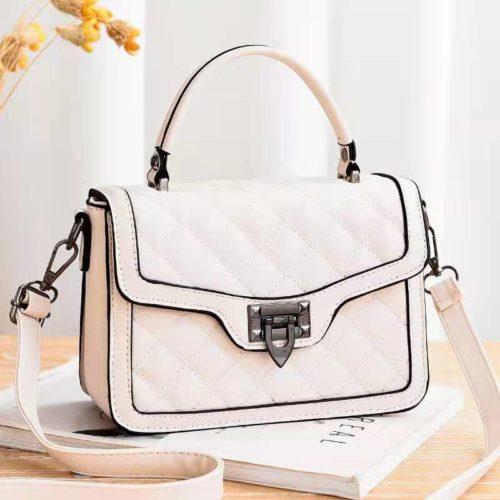 JT0408-beige Tas Selempang Fashion Wanita Cantik Import