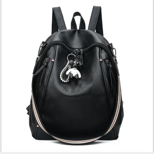 JT0601 IDR.127.000 MATERIAL PU SIZE L26XH33XW11CM WEIGHT 550GR COLOR BLACK