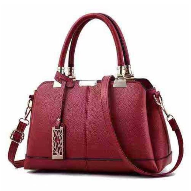 JT0616 IDR.163.000 MATERIAL PU SIZE L30XH19XW15CM WEIGHT 700GR COLOR WINE