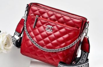 JT0639-red Tas Selempang Wanita Cantik Import Terbaru