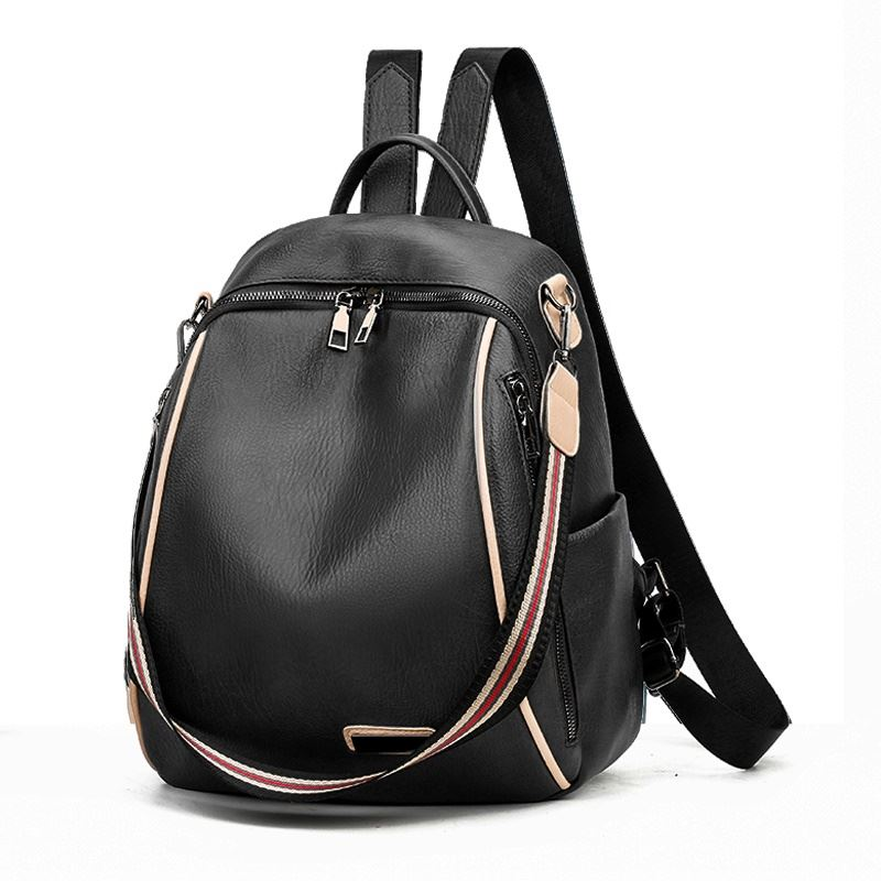 JT0651 IDR.148.000 MATERIAL PU SIZE L27XH32XW15CM WEIGHT 550GR COLOR BLACK