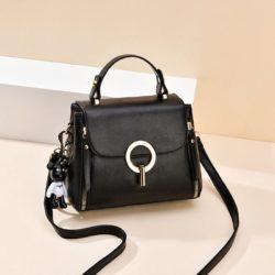 JT0661-black Tas Selempang Fashion Import Terbaru Wanita
