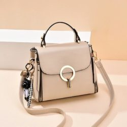 JT0661-khaki Tas Selempang Fashion Import Terbaru Wanita