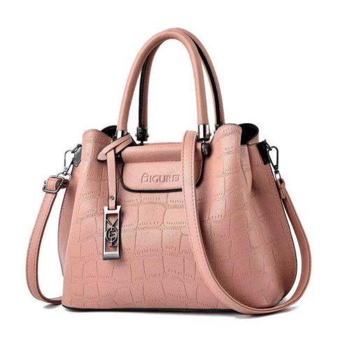 JT0688-pink Tas Selempang Import Wanita Elegan Terbaru