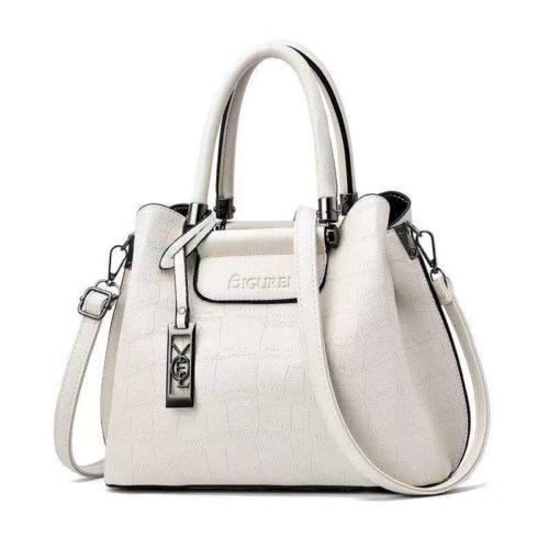 JT0688-white Tas Selempang Import Wanita Elegan Terbaru