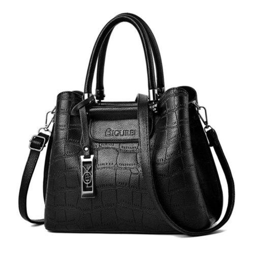 JT0688-black Tas Selempang Import Wanita Elegan Terbaru