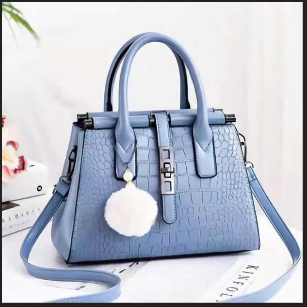 JT0690 IDR.177.000 MATERIAL PU SIZE L28XH21XW11CM WEIGHT 850GR COLOR LIGHTBLUE