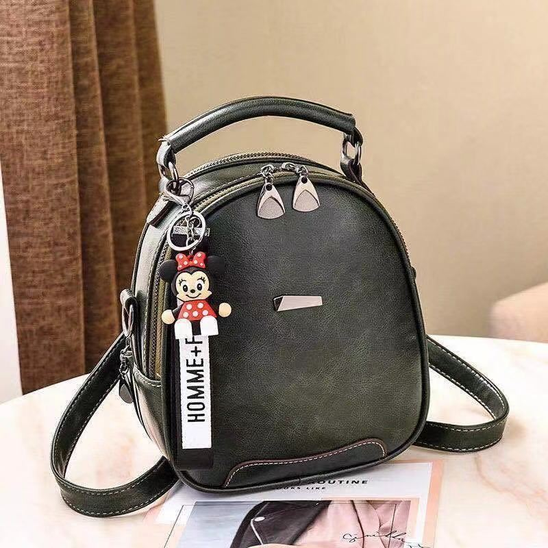 JT07002 IDR.162.000 MATERIAL PU SIZE L20XH22XW10CM WEIGHT 700GR COLOR GREEN