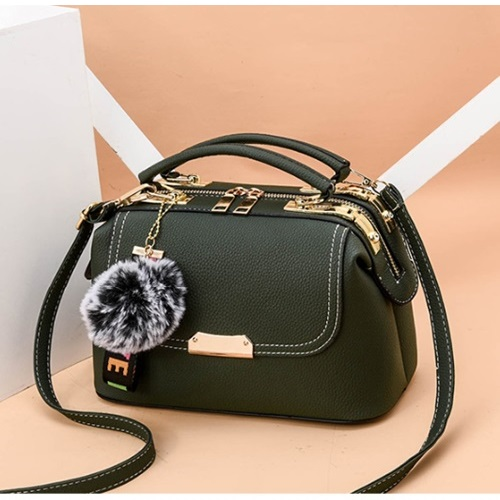 JT07810 IDR.180.000 MATERIAL PU SIZE L24.5XH16XW13CM WEIGHT 650GR COLOR GREEN