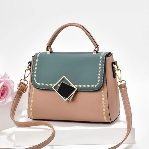 JT0898 IDR.155.000 MATERIAL PU SIZE L23XH19XW8CM WEIGHT 550GR COLOR KHAKI