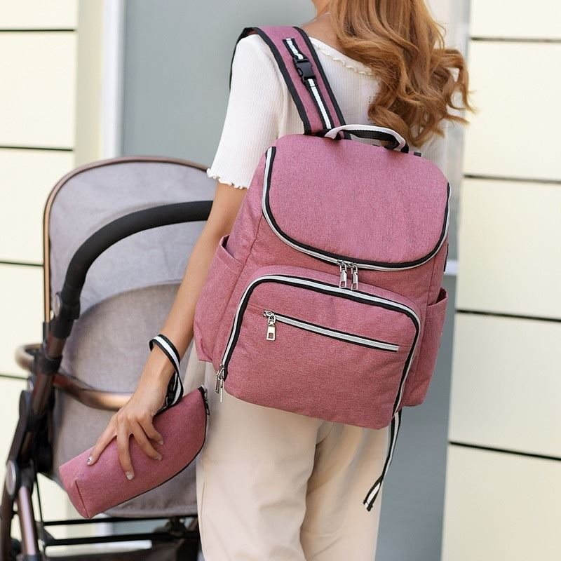 JT0912 IDR.194.000 MATERIAL POLYESTER SIZE L37XH36XW19CM WEIGHT 800GR (2IN1) COLOR PINK