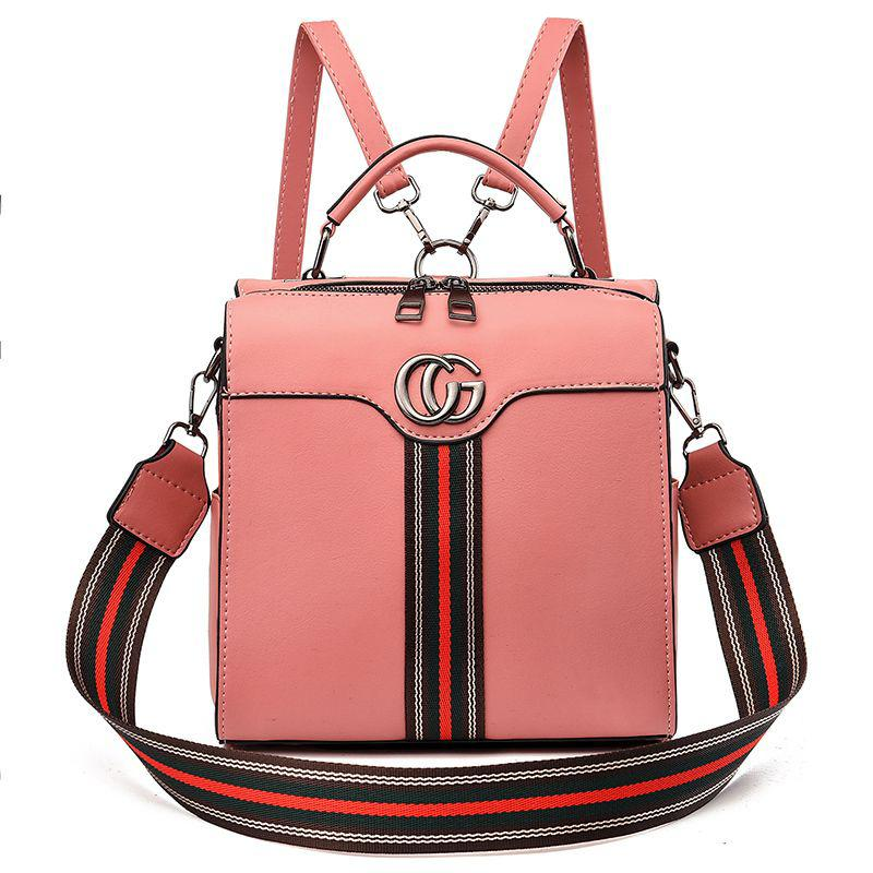 Jual JT0939-pink Tas Ransel Import Wanita Cantik Terbaru ...