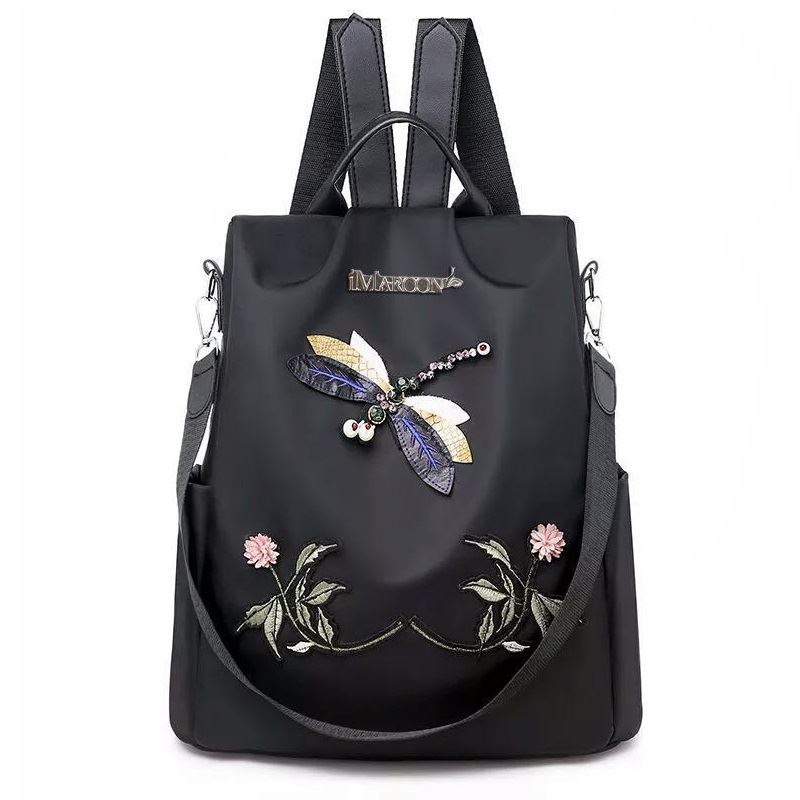 JT1000 IDR.167.000 MATERIAL NYLON SIZE L32XH33XW13CM WEIGHT 500GR COLOR BLACK