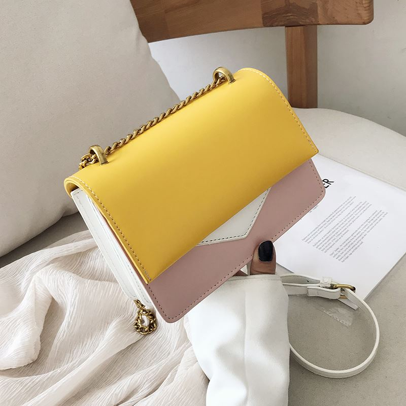 JT10024 IDR.162.000 MATERIAL PU SIZE L20XH14XW7CM WEIGHT 600GR COLOR YELLOW