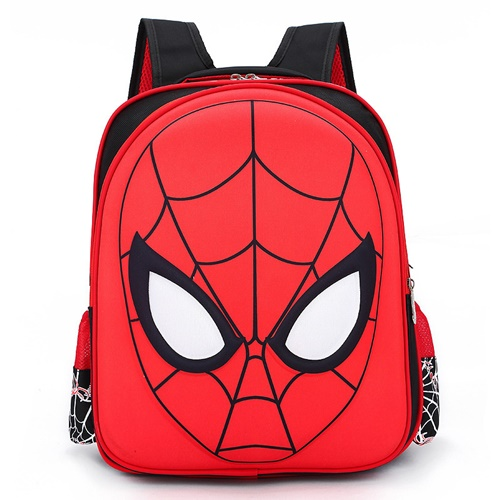 JT1006A IDR.135.000 MATERIAL NYLON SIZE L30XH40XW16CM WEIGHT 500GR COLOR BLACKSPIDERMAN