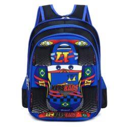 JT1006A-blue Tas Ransel Sekolah Anak Import