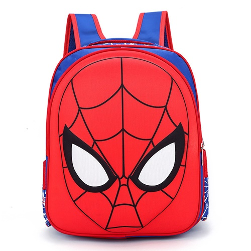JT1006A IDR.135.000 MATERIAL NYLON SIZE L30XH40XW16CM WEIGHT 500GR COLOR BLUESPIDERMAN