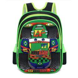 JT1006A-green Tas Ransel Sekolah Anak Import