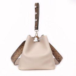 JT10146-beige 2in1 Pingo Bag Tas Kekinian Import Cantik