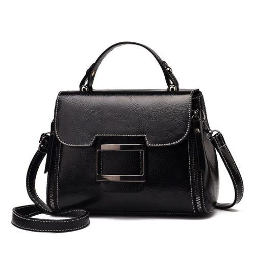 JT1029-black Tas Handbag Wanita Cantik Import Terbaru