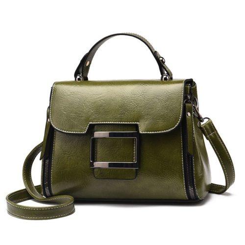 JT1029-green Tas Handbag Wanita Cantik Import Terbaru