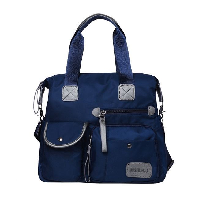 JT103 IDR.158.000 MATERIAL NYLON SIZE L34X30XW13CM WEIGHT 650GR COLOR BLUE