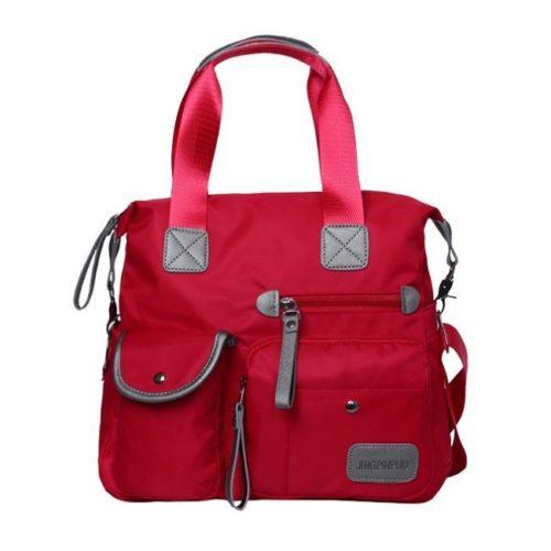 JT103-red Tas Handbag Import Terbaru