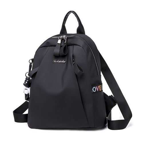 JT1047 IDR.146.000 MATERIAL NYLON SIZE L27XH31XW15CM WEIGHT 600GR COLOR BLACK