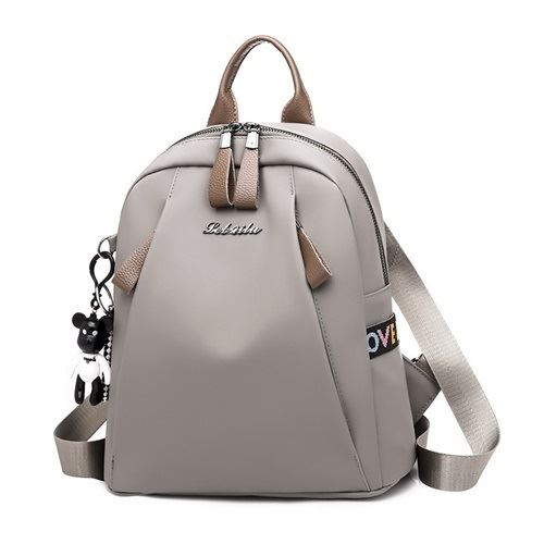 JT1047 IDR.146.000 MATERIAL NYLON SIZE L27XH31XW15CM WEIGHT 600GR COLOR GRAY