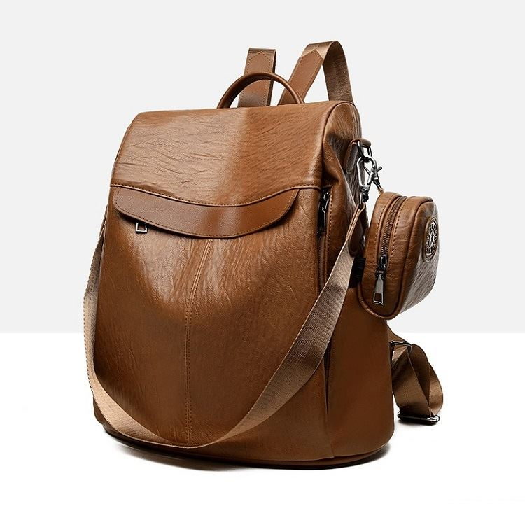 JT1064 (2IN1) IDR.172.000 MATERIAL PU SIZE L32XH37XW15CM WEIGHT 700GR COLOR BROWN