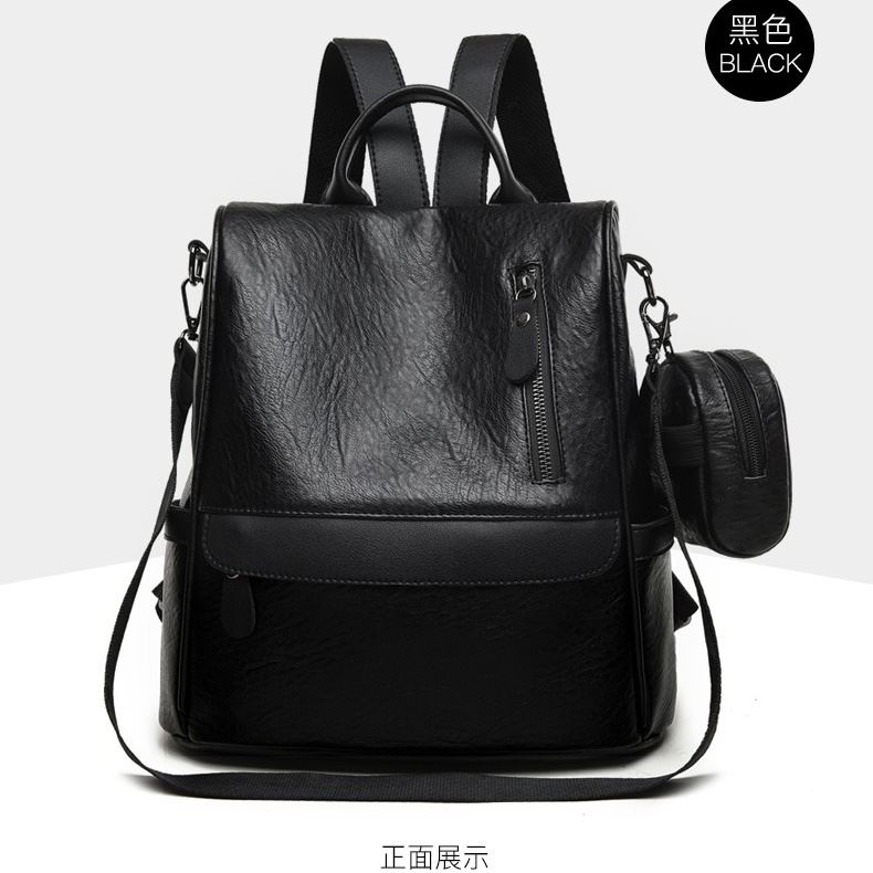JT1065 (2IN1) IDR.169.000 MATERIAL PU SIZE L29XH30XW15CM WEIGHT 650GR COLOR BLACK