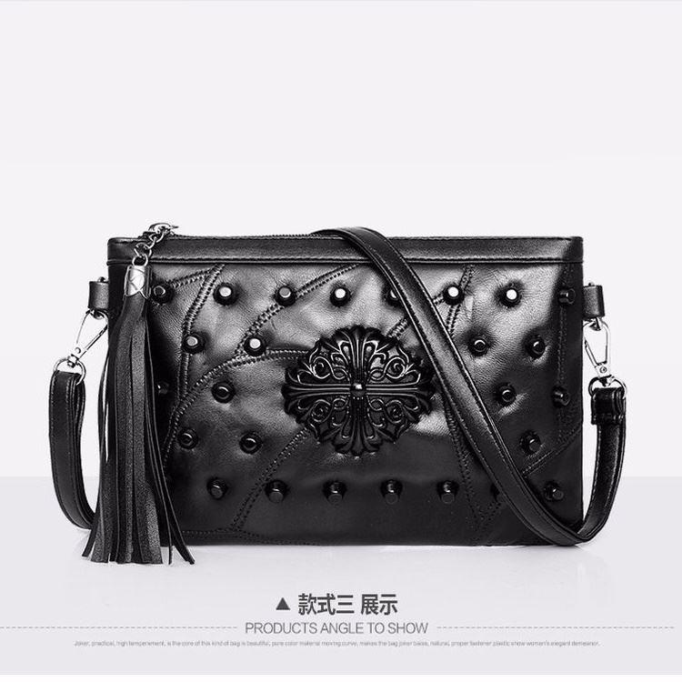 JT1100-c Clutch Bag Selempang Fashion Import Terbaru