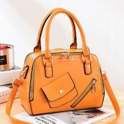 JT11117-yellow Tas Handbag Pesta Wanita Tali Selempang